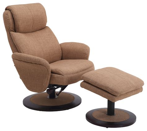 contemporary swivel recliner chairs comfort chair fabric swivel recliner with ottoman