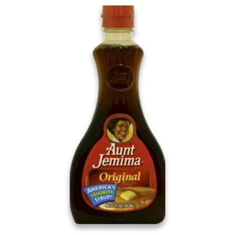 Aunt Jemima Meme - pancake syrup substitutes ingredients equivalents