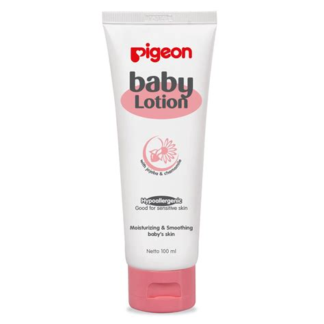 Lotion Dan Compact Powder pigeon baby products