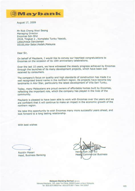 Official Letter Format Malaysia Resume Cover Letter Exles Property Manager Follow Up Letter After Resume