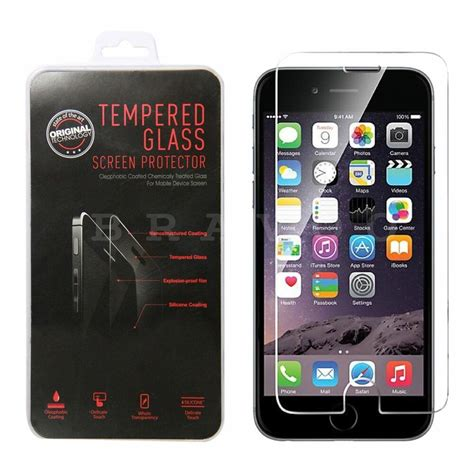 brand  temper glass  apple iphone  screen protector