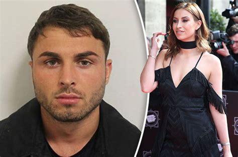 Acid Boyfriend towie ferne mccann s boyfriend denies acid attack which blinded clubbers daily