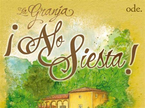 Promo La Granja No Siesta Dice stronghold