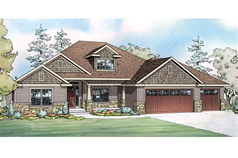 ranch homes plans ranch house plans jamestown 30 827 associated designs