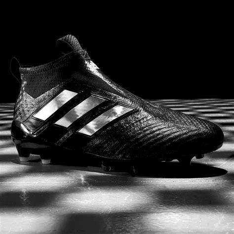 Replika Adidas Bercak Hitam adidas ace 17 mastercontrol fg mens soccer cleats firm ground black white black