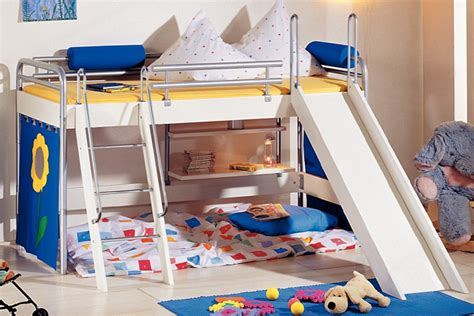Mini Bunk Beds Hasena Modern Wooden Beds