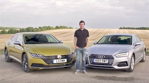 Audi Vs Vw by Which Is Better Vw Arteon Or Audi A5 Sportback