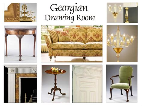 Small Livingroom Decor by Georgian Drawing Room Autograph Interior Design