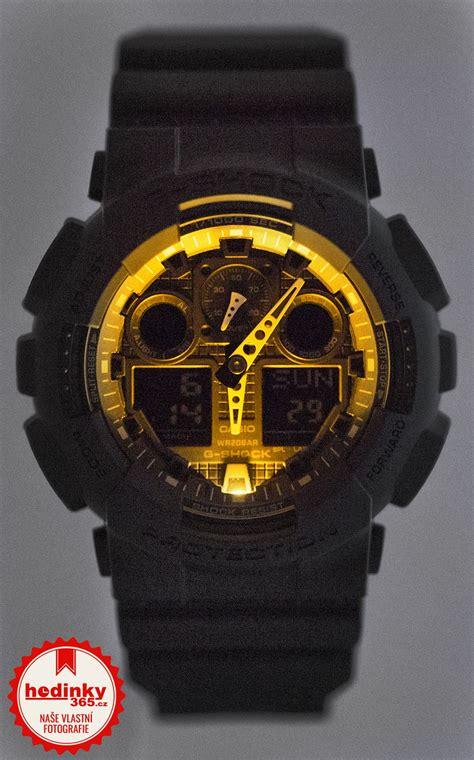 Casio G Shock Ga100 Original casio g shock original ga 100 1a1er hodinky 365 cz