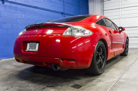 mitsubishi eclipse hatchback used 2006 mitsubishi eclipse gt fwd hatchback for sale