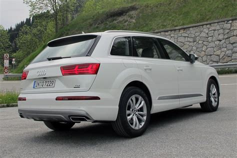Audi Q7 E Tron Is The Most Fuel Efficient SUV from Germany
