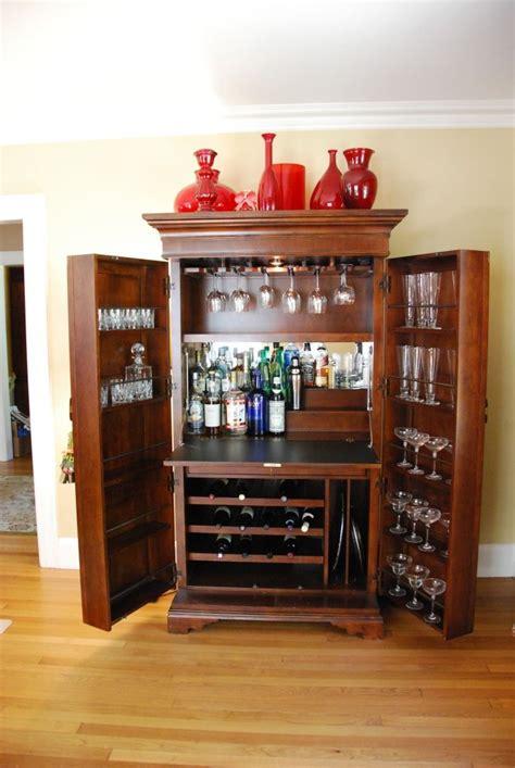 bar armoires 25 best ideas about armoire bar on pinterest armoires entertainment center redo