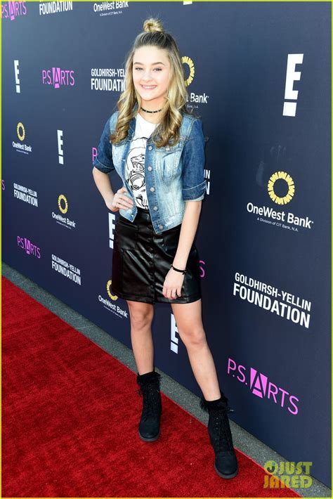 Chanels Ps Arts On The Carpet by Leclerc Lizzy Greene More Attend P S Arts