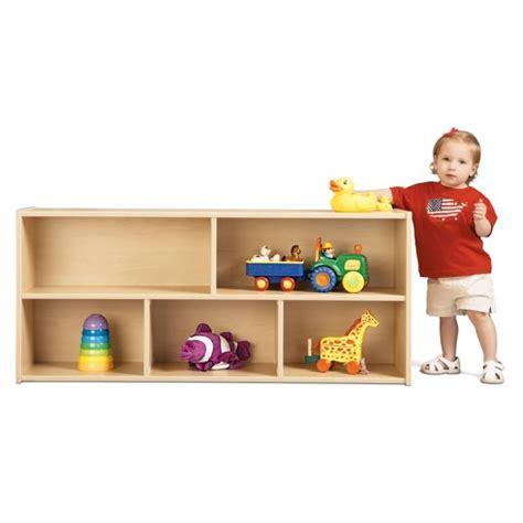 time furniture 7045yr441 2 shelf toddler storage