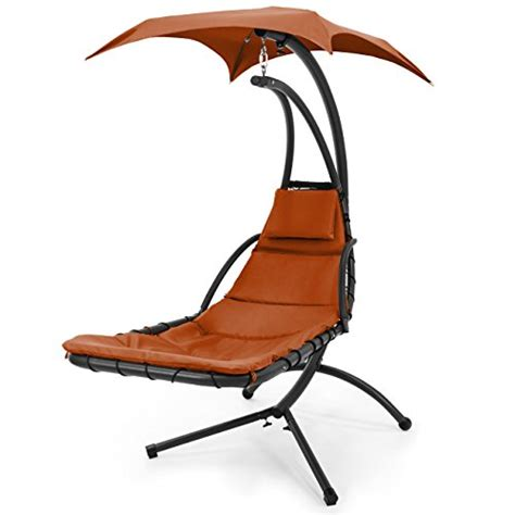 hanging lounger swing best choice products hanging chaise lounger chair arc