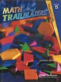 Math Trailblazers math trailblazers grade 5 student guide unknown author
