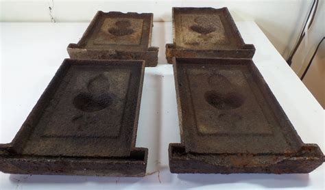 Cast Iron Fireplace Panels by Antique Cast Iron Architectural Fireplace House