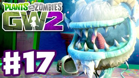 Plants vs. Zombies: Garden Warfare 2   Gameplay Part 17   Yeti Chomper! (PC)   YouTube