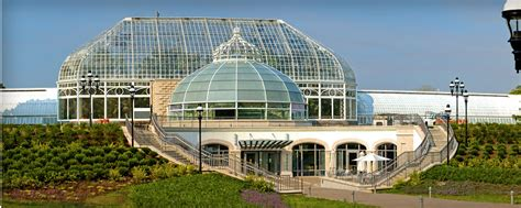 Pittsburgh Phipps Conservatory And Botanical Gardens Phipps Conservatory And Botanical Gardens Pittsburgh Pennsylvania Venue Report