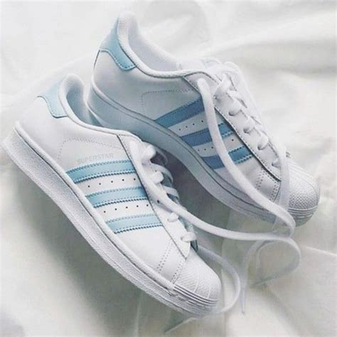 Adidas Ad027 Light Blue Brown wheretoget white adidas superstar sneakers with baby