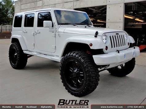 Jeep Wrangler 22 Jeep Wrangler With 22in Rbp 97r Wheels Exclusively From