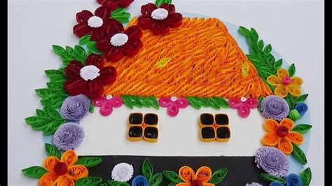 quilling paper art quilling designs  walls youtube