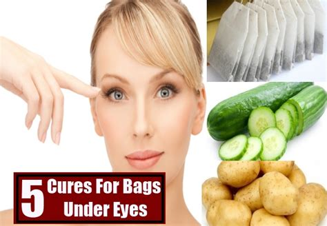 easy and best ways to cure bags naturally usa