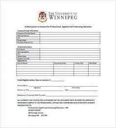 school invoice template doc 585650 education invoice template education