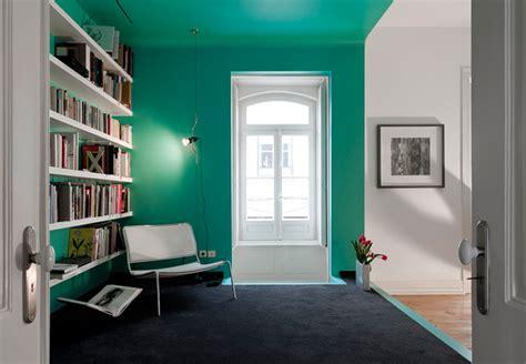 oficinas creativas paredes  color  dar