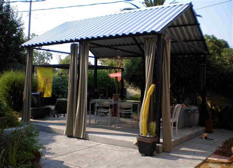 how to roof a patio cover how to build a freestanding patio cover with best 10