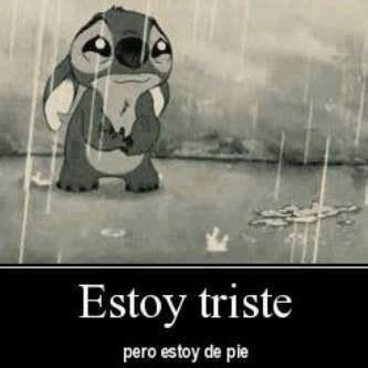 imagenes de estoy triste mi amor estoy triste pero de pie