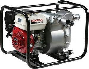 Honda Pumps Honda Wt20 Trash Water