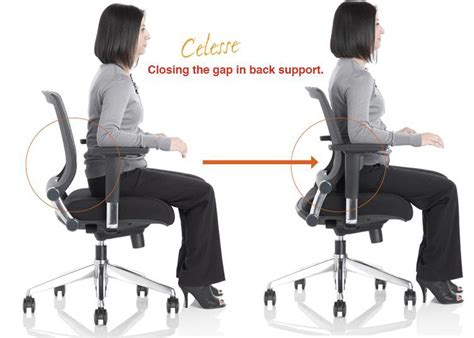 Lumbar Support Chair by Desk Chairs Lower Back Support Home Decoration Club