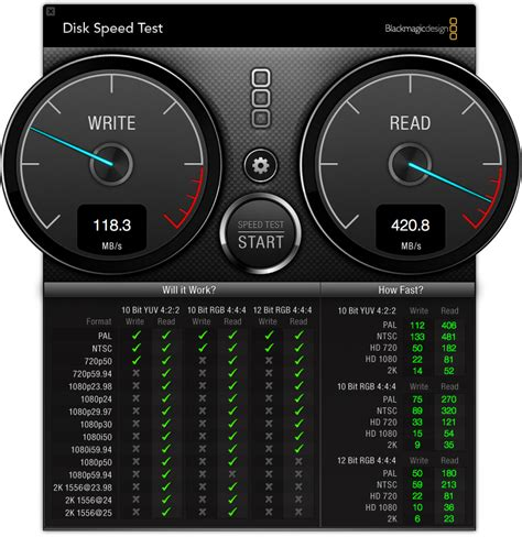 disk speed test pc tricks test the disk speed of your drives