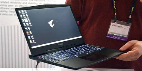 Laptop Apple Paling Mahal aorus x3 laptop gaming paling tangguh dan ringan saat ini