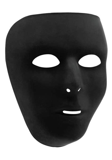 Masker Black Mask black mask