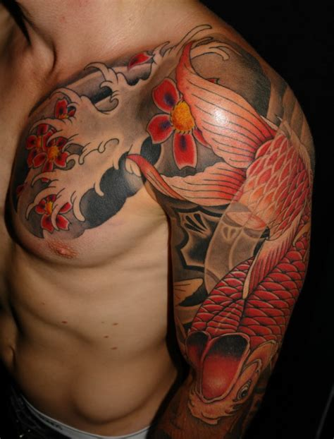 japanese tattoo sleeve designs for men best ideas for