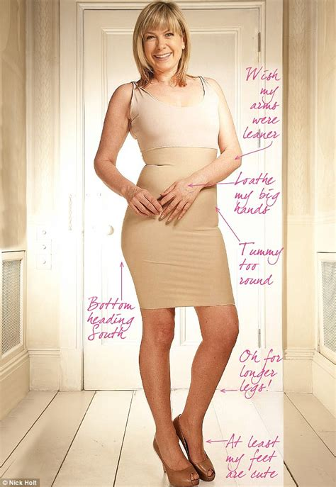 Penny Smith Why Do We Women Hate Our Bodies Daily Mail Online