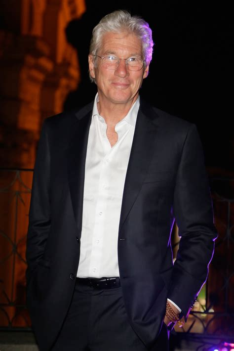 Richard Gere Attends The 1st Annual Rome Festival The Hoax Photocall 2 by Richard Gere Photos Photos Lanterna Di Fuksas