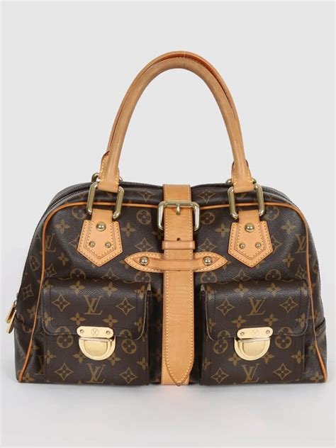 Ultra Exclusive Bags From Louis Vuitton by Louis Vuitton Manhattan Gm Monogram Canvas Luxury Bags