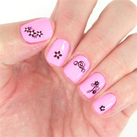 Are Nail Stickers Bad For Your Nails essence nail stickers chantal s corner