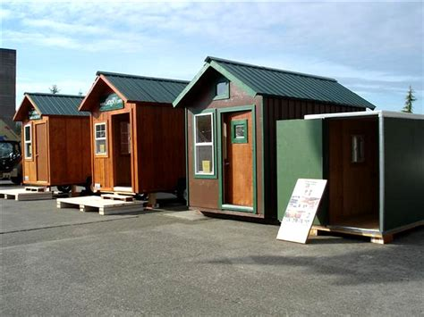 Mobile Sheds by Portable Sheds Non Warping Patented Honeycomb Panels And