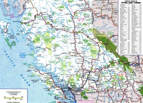 road maps canada road map of canada with cities derietlandenexposities