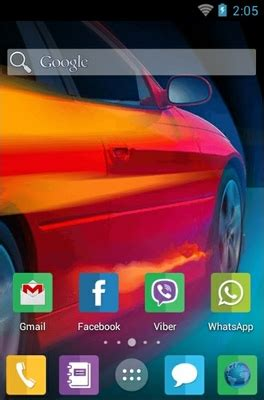 themes for android of cars car android theme for holo launcher androidlooks com