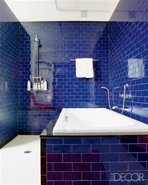 Blue Tile Bathroom Ideas by 67 Cool Blue Bathroom Design Ideas Digsdigs