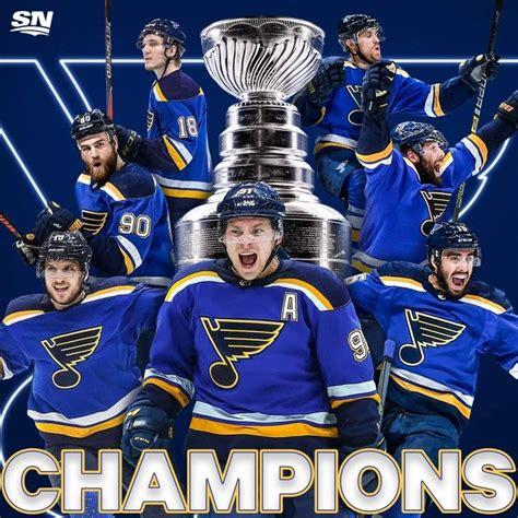 champion  st louis blues st louis blues hockey