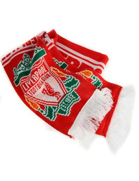 Syal Scarf Slayer Klub Bola Mu Manchester United toko olahraga hawaii sports official merchandise syal liverpool fc team scarf