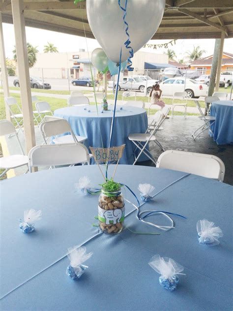 Baby Shower Center Table Decorations by Table Boy Baby Shower Elephant Balloons Center Email