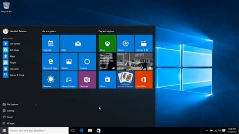 home design windows 10 windows 10 start menu ideas home design design ideas