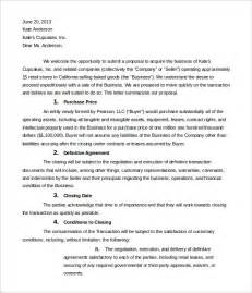 Letter Of Intent To Rent Template 10 Business Letter Of Intent Templates Free Sample